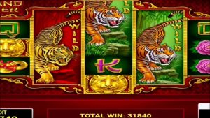 Forzza casino ( GRAND TIGER BIG WIN) #FORZZA