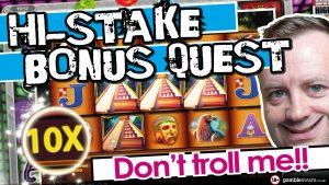 Online Slots – Huge Stake Slot Session Big Win?