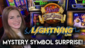 Nice Mystery Symbol Surprise! Big Bonus Win! Lightning Link Wild Chuco Slot Machine!!