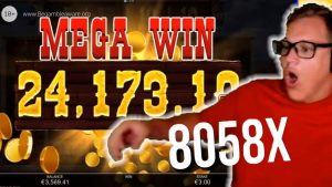 Biggest casino win #23 MEGA WIN DASKELELE DEAD OR ALIVE CRAZZZZY