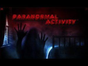 ♠️ Paranormal Activity