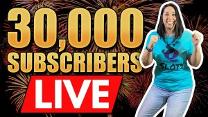 🔴 $1,000 LIVE SLOT PLAY 🎰 CELEBRATING 30K SUBSCRIBERS 🎉🎉 HUGE THANK YOU 💜