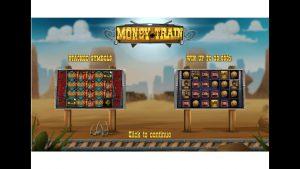 MONEY TRAIN, BIG WIN, ONLINE CASINO PLAYMONEY