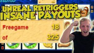 RECORD WIN Online Slot – GOLD of PERSIA Big Win and bonus round (Casino Slots) Huge win