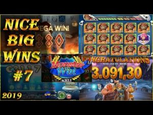 Nice big wins #7 / 2019 | casino streamers, online slots.
