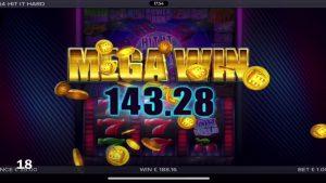 Online slots Hit It Hard  big win | 50 spins