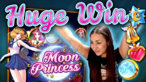 HUGE WIN on Moon Princess!!