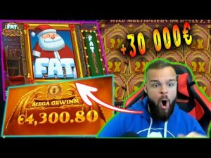 Streamers HUGE WIN! BIGGEST WINS OF THE WEEK! Casino Slots! #4