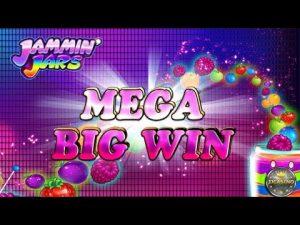 JOCURI DE JAMMIN MEGA BIG WIN BIG (PUSH GAMING) - 4 € EINSATZ!