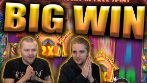 BIG WIN on THE DOG HOUSE – Casino Slots Big Wins