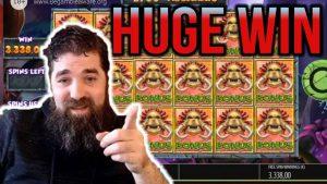 Casino big win #27 PRIMAL MEGAWAYS INSANE WIN by SPINTWIX X600 online casino