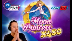 MOON PRINCESS ⭐ MEGA BIG WIN [X480] ⭐