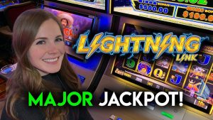 Lightning Link Moon Race Slot Machine! MAJOR Jackpot! E grousse Gewënn !!