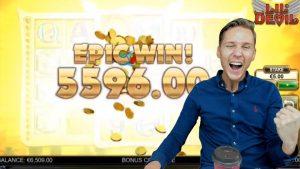 Casinodaddy WIN MONEY IN ONLINE CASINO / BIG WIN & SLOT MACHINE