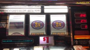 Let's increase $100★Big Win Double 3x4x5 Dollars Slot Machine Bet $3, San Manuel Casino, Akafujislot