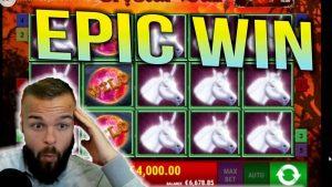 Grootste casino wint # 26 Goonies GAAN WILDE EPISCHE WINST door CLASSY BEEF