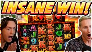 INSANE WIN! Bonanza Big win – HUGE WIN – Casino Games from Casinodaddy Live Stream