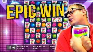 Streamers Biggest Casino Wins #23  JAMMIN JARS MEGA WIN DASKELELE