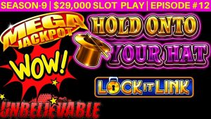 Hold Onto Your Hat Slot MASSIVE HANDPAY JACKPOT – Biggest Number That Possible To Win| SE 9 | EP #12