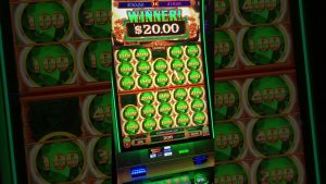 Mega cash Choctaw casino BIG WIN