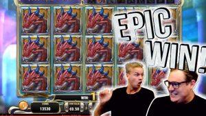 Streamers Biggest Casino, # 24 DASKELELEELE HUGE WINS COMPILATION에서 우승