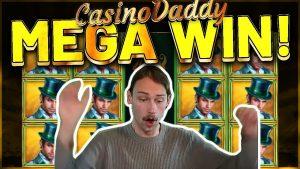 MEGA WIN! Book Of Oz Big win – HUGE WIN – Casino Games from Casinodaddy Live Stream