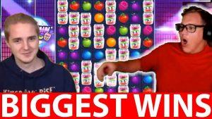 Streamers Biggest Wins #9 JAMMIN JARS HUGE  WIN MAD DASKELELELE