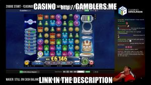 MEGA BIG WIN 6146 Euro on slot machine Reactoonz ! Online casino Live Stream 2019 Canadian5