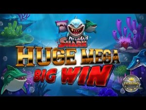 SUUR MEGA BIG WIN BEI RAZOR SHARK (PUSH GAMING) - 5 € EINSATZ!