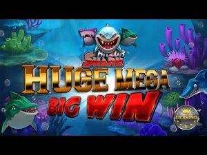 HUGE MEGA BIG WIN BEI RAZOR SHARK (PUSH GAMING) - 5 € EINSATZ!