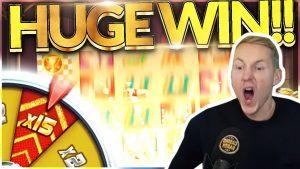 VELIKO POBED! Wildhound Derby Velika zmaga - Casino Games od Casinodaddy Live Stream