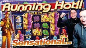 Online Slots – HUGE WINS !! High Stakes £2000 Offline Bonus Hunt Its Broken !!!