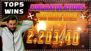 Immortal Romance BIG WIN x1500 – Online Casino Top 5 biggest wins 12