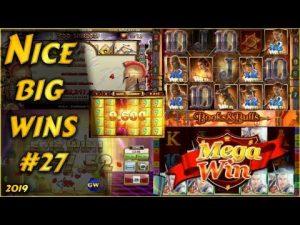 Nice big wins #27 / 2019 | casino streamers, online slots.