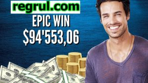 Big win casino! $94'553,06   Win like me! Step by step tutorial