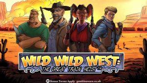 ♠️ Wild Wild West: The Great Train Heist