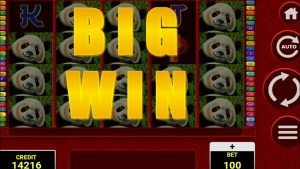 Kemenangan Besar Panda Besar / Forzza Casino Tunisie