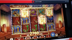 Legacy of the dead 0.80 stake BIG WIN? ONLINE GENTING BET CASINO