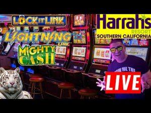 Live Stream Slot Play W/NG Slot From Harrah's Casino SoCal