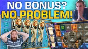 No Bonus? No Problem! – Slot Big Wins