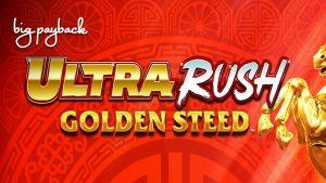 Ultra Rush Golden Steed Slot - STOR VINNESESSION!