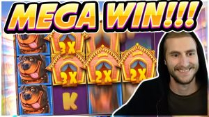 MEGA WIN! Dog House Big win – 30 sep 19 – Casino Games from Casinodaddy Live Stream