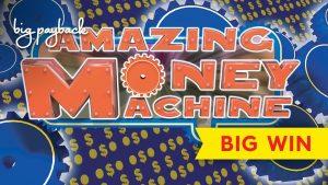 OHO! Nuostabus pinigų lošimo automatas - DIDELIS LAIMĖJIMO BONUSAS!