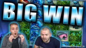 BIG WIN on RAZOR SHARK – Casino Slots Big Wins