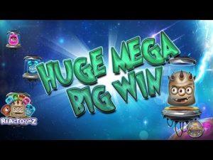 HUGE MEGA BIG WIN BEI REACTOONZ (PLAY'N GO) – 3€ EINSATZ!