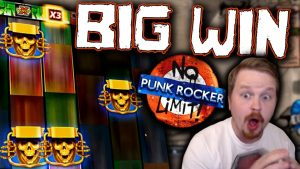 Big Winks Punk Rocker - Bonus i Luftës Civile