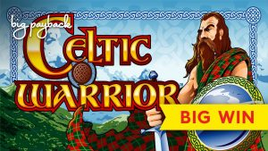 Celtic Warrior Slot – BIG WIN BONUS – LOVED IT!