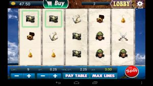 Slots Big Win Pirates Casino