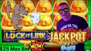 Mesin Mesin Huff N Puff HANDPAY JACKPOT - $ 25 Ujang | Liar Wild Nugget Slot Max Ujang Bonus & Langkung Langkung