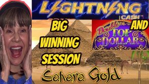 LUCKY CHANCE SPIN SAVED ME! BIG WINNING SESSION ON LIGHTNING CASH
